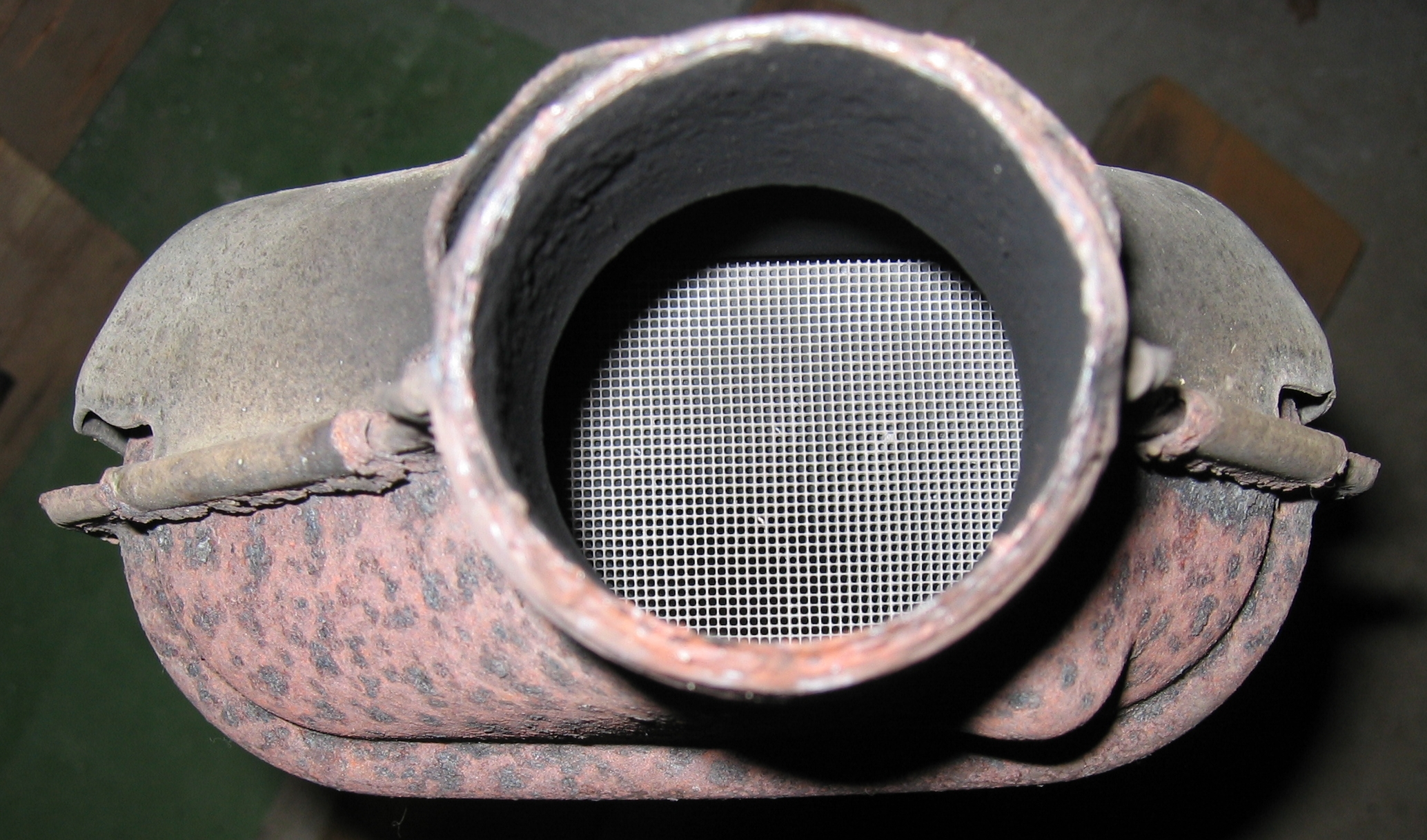 used catalytic converter